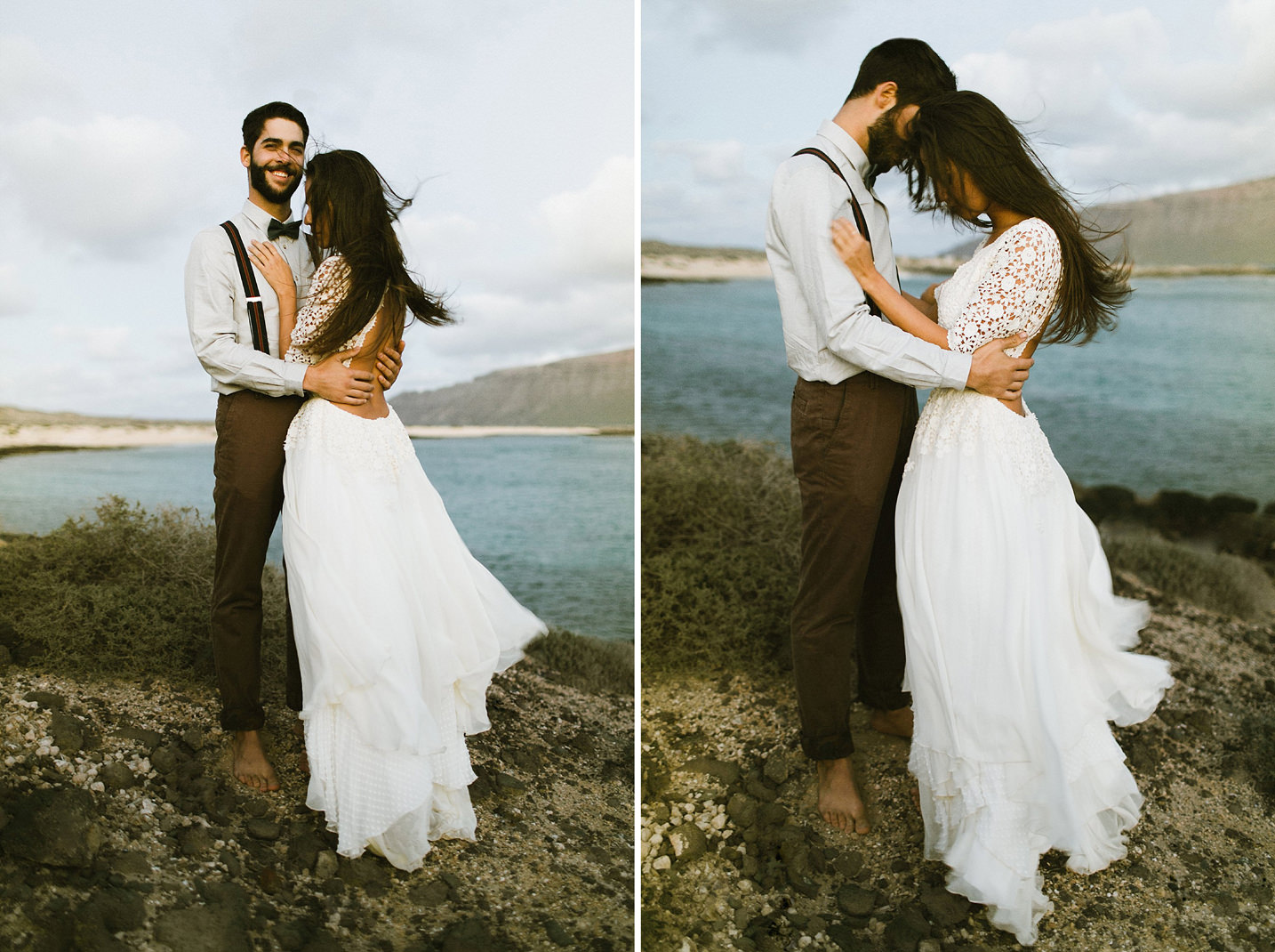 Canary Island Couple Session / Ben Sasso